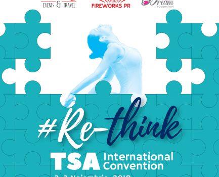#Re-think TSA International Convention  2-3 noiembrie @ Capital Plaza Hotel Bucuresti